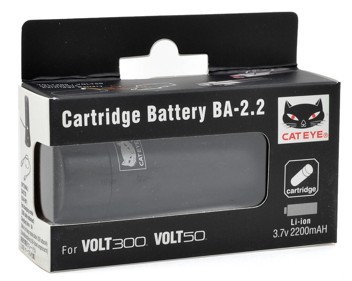 CatEye Volt 300 Spare Battery (Black)