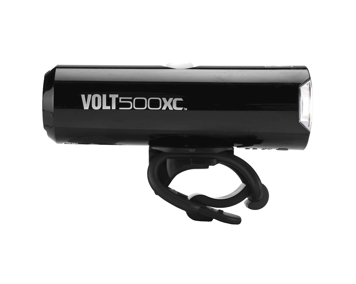 Image 3 for CatEye Volt 500XC Headlight: Black