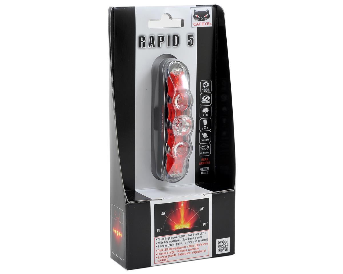 CatEye Rapid 5 Bike Tail Light