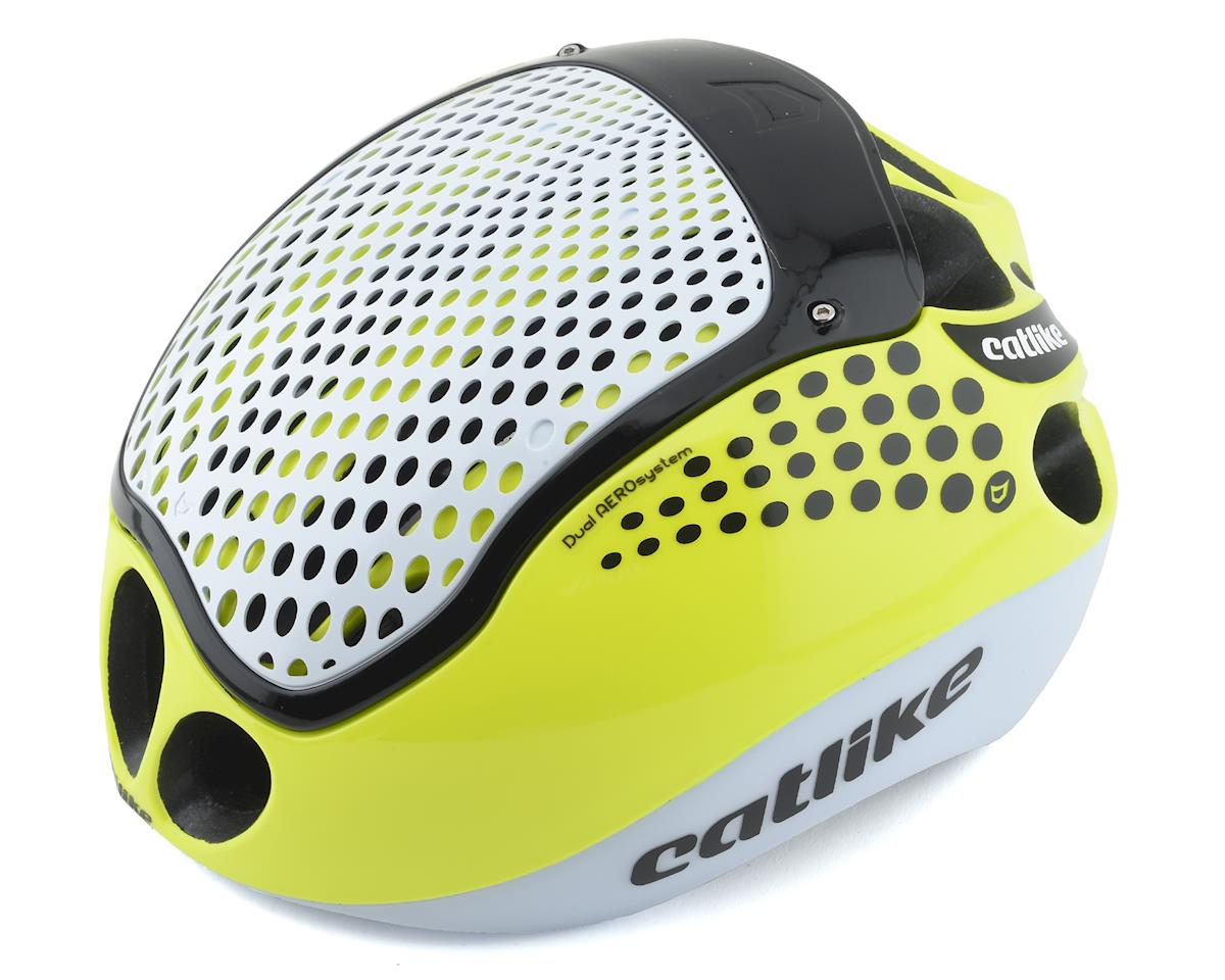 Catlike Cloud 352 (White/Yellow/Fluor) (No Visor)
