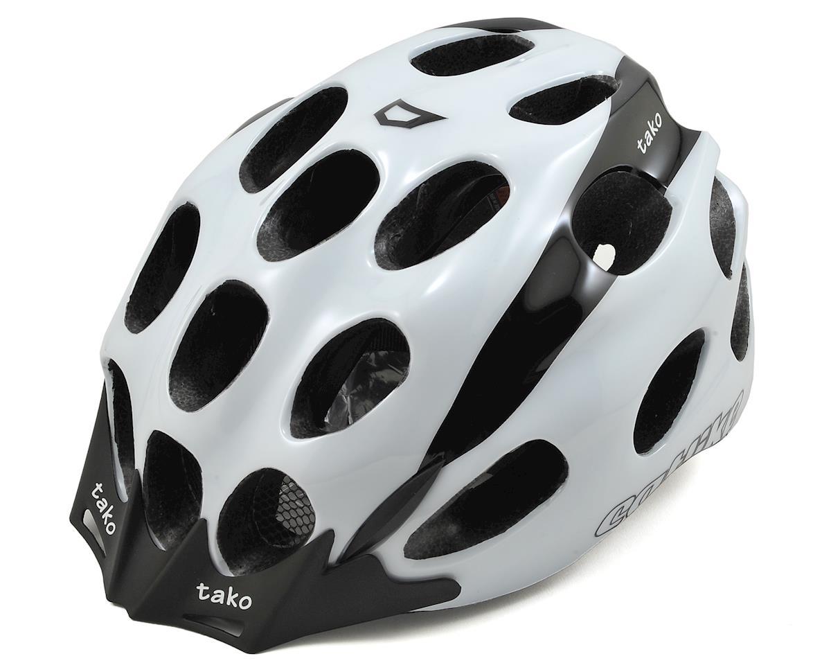 Catlike Tako Helmet (White/Black)