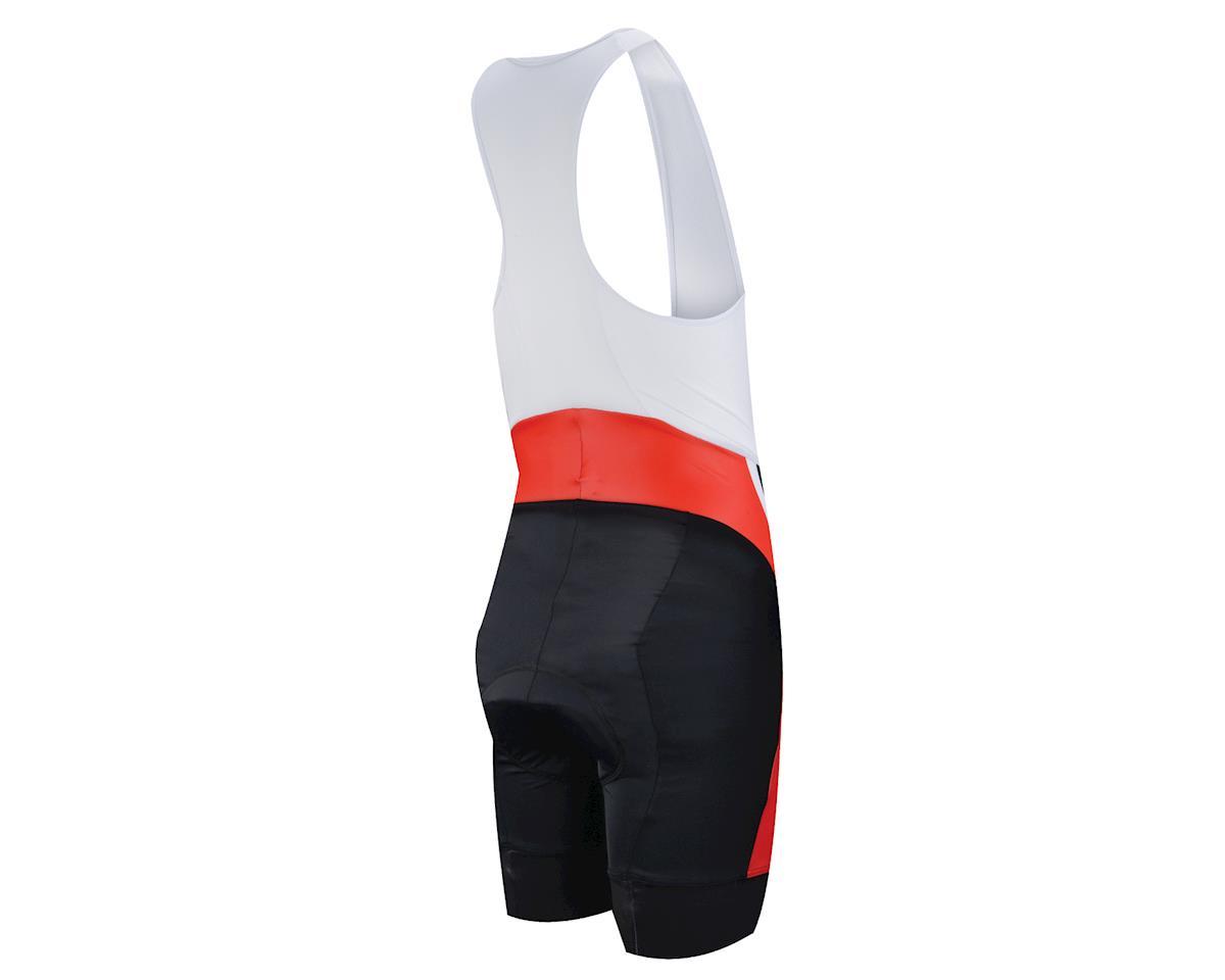 Image 2 for Cavalo Laccio Bib Shorts (Black/Red)