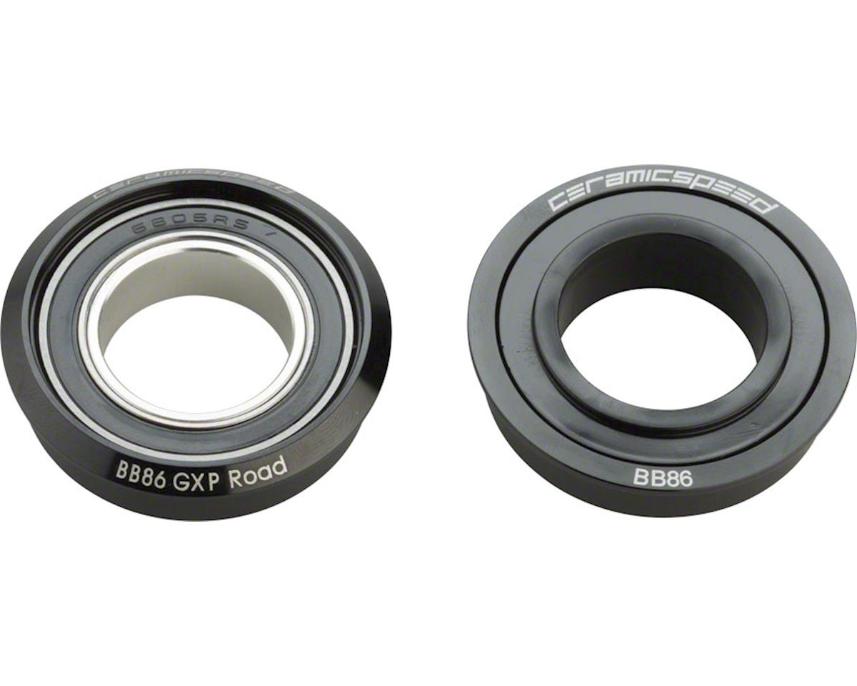 Ceramicspeed BB86 Bottom Bracket: SRAM GXP, Black