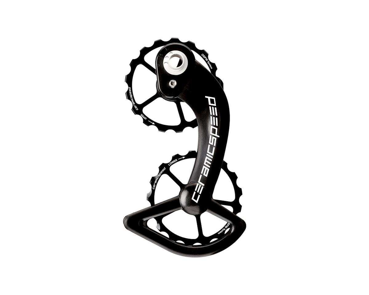 Ceramicspeed Shimano 10/11-speed Oversized Pulley Wheel System: Alloy  Pulley, Ca [CSOSPW10801000] | Parts