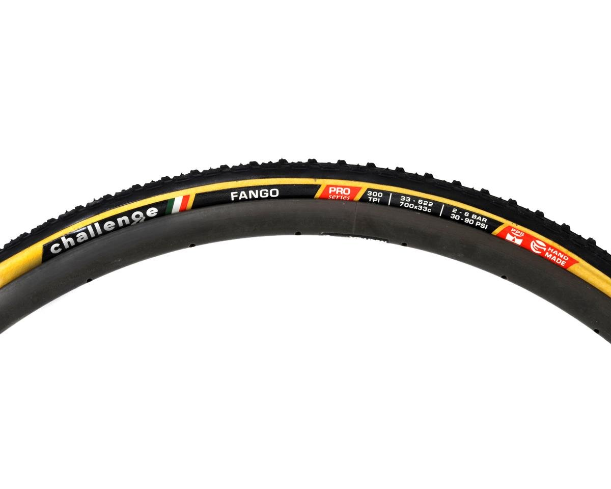 Challenge Fango Open Tubular Clincher CX Tire
