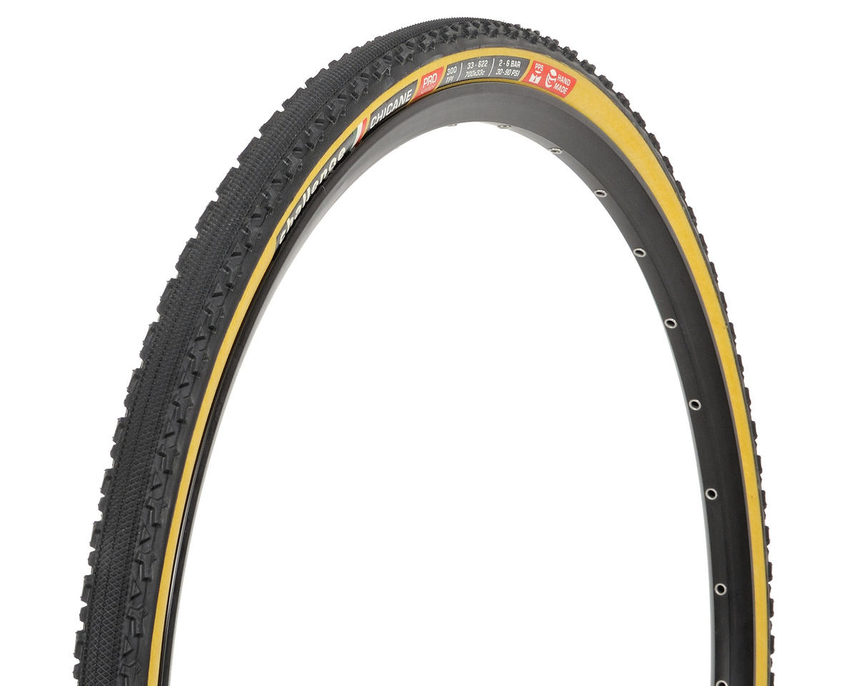 Challenge Chicane Open Tubular CX Tire (700 x 33)