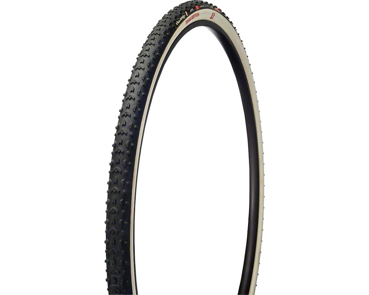 Challenge Grifo Team Edition S Tire: Tubular, 700 x 33mm, 320tpi, Black/White