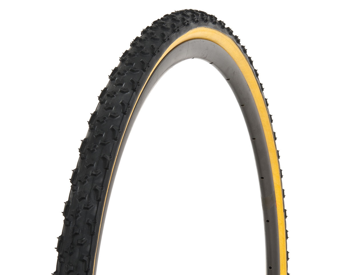 Challenge Limus Clincher Tire  (Black/Tan) (700 x 33)