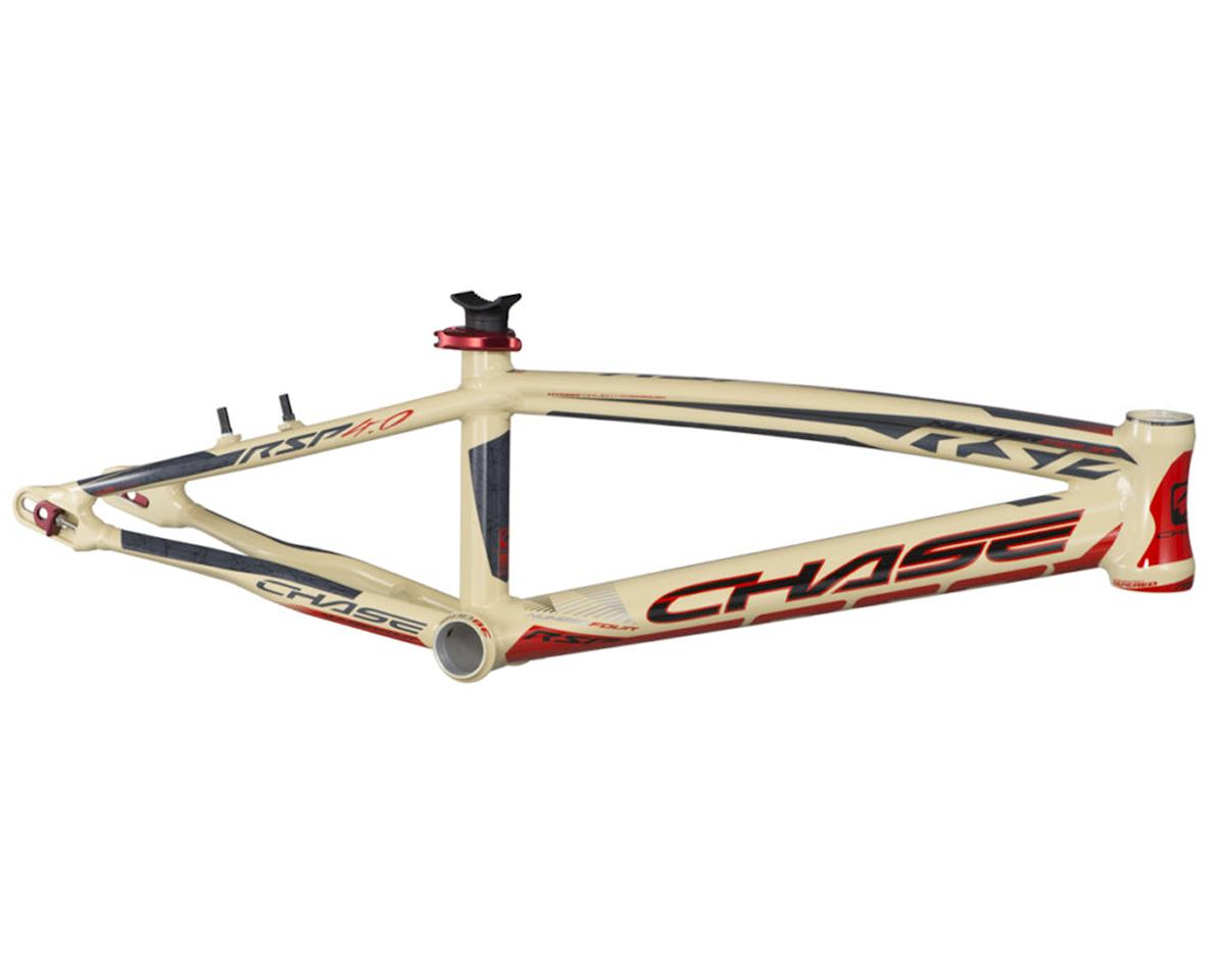 CHASE RSP4.0 BMX Race Bike Frame (Cream) (Mini)