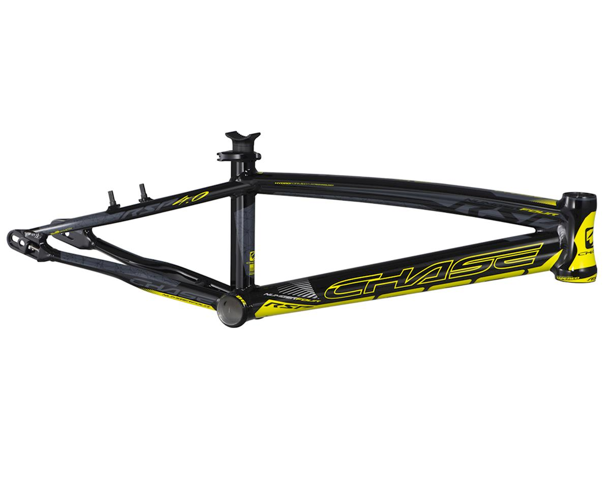 CHASE RSP4.0 Race Junior Bike Frame (Black/Hi-Vis)