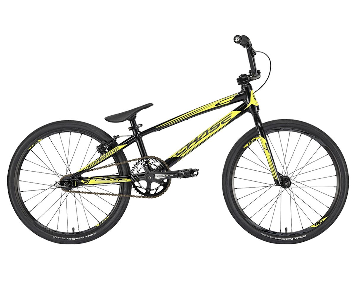 "CHASE Edge 2020 Expert BMX Bike (19.75"" Toptube) (Black/Yellow)"