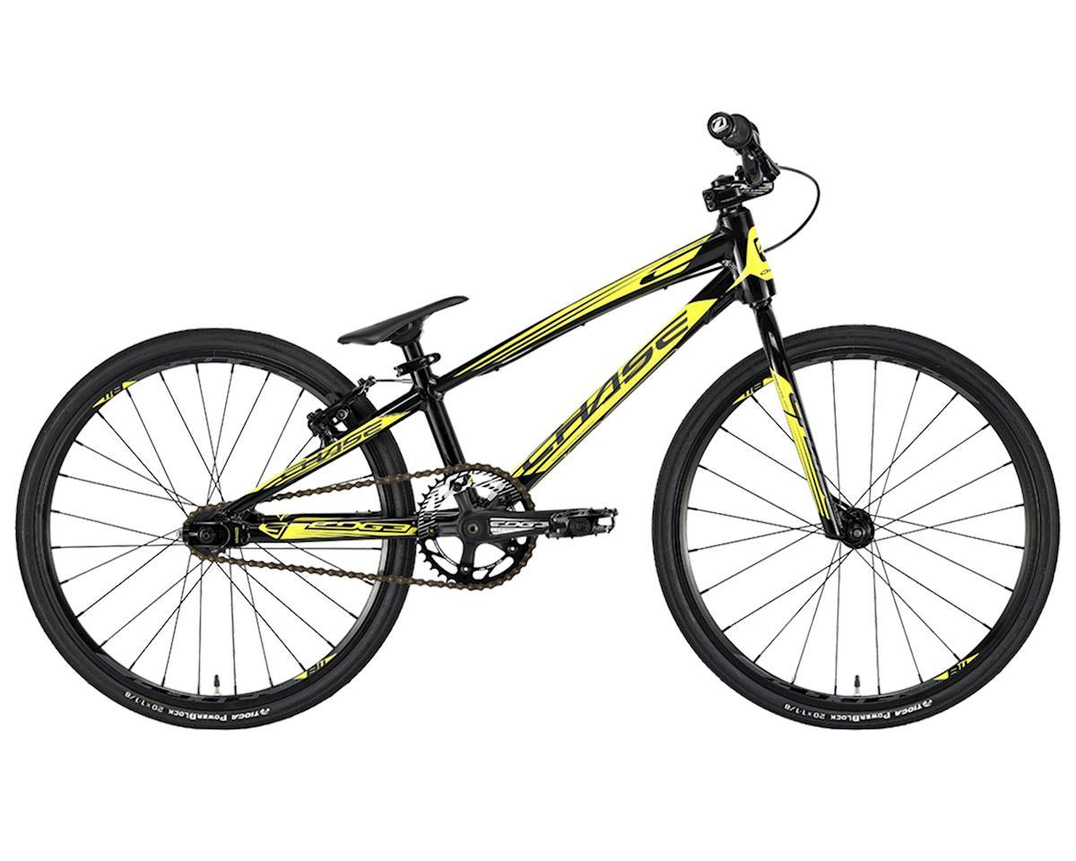 "CHASE Edge 2020 Micro BMX Bike (16.25"" Toptube) (Black/Yellow)"