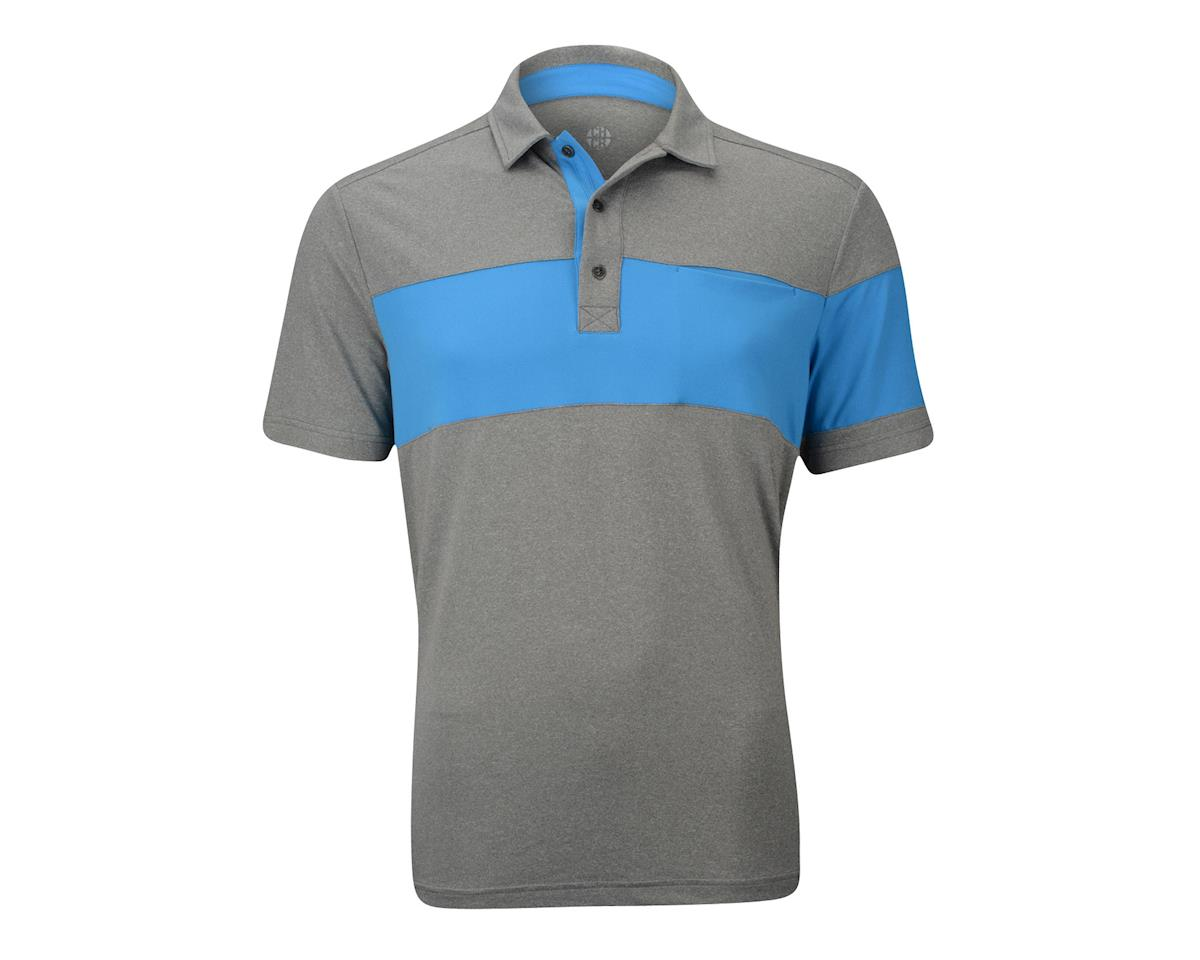 CHCB Chatham Short Sleeve Jersey (Grey/Blue)