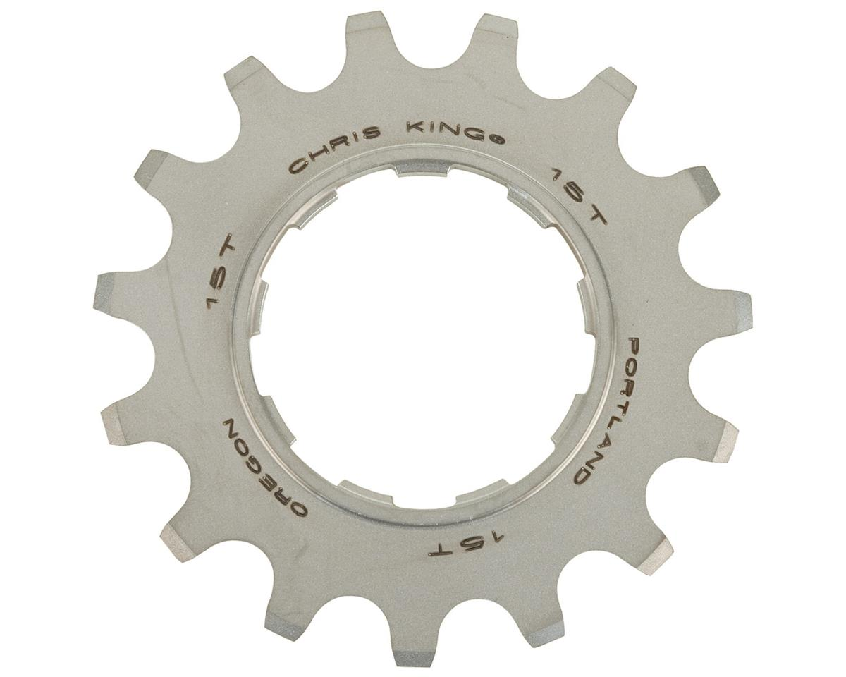 Chris King BMX Cassette Cog (3/32) (Silver) (12T)