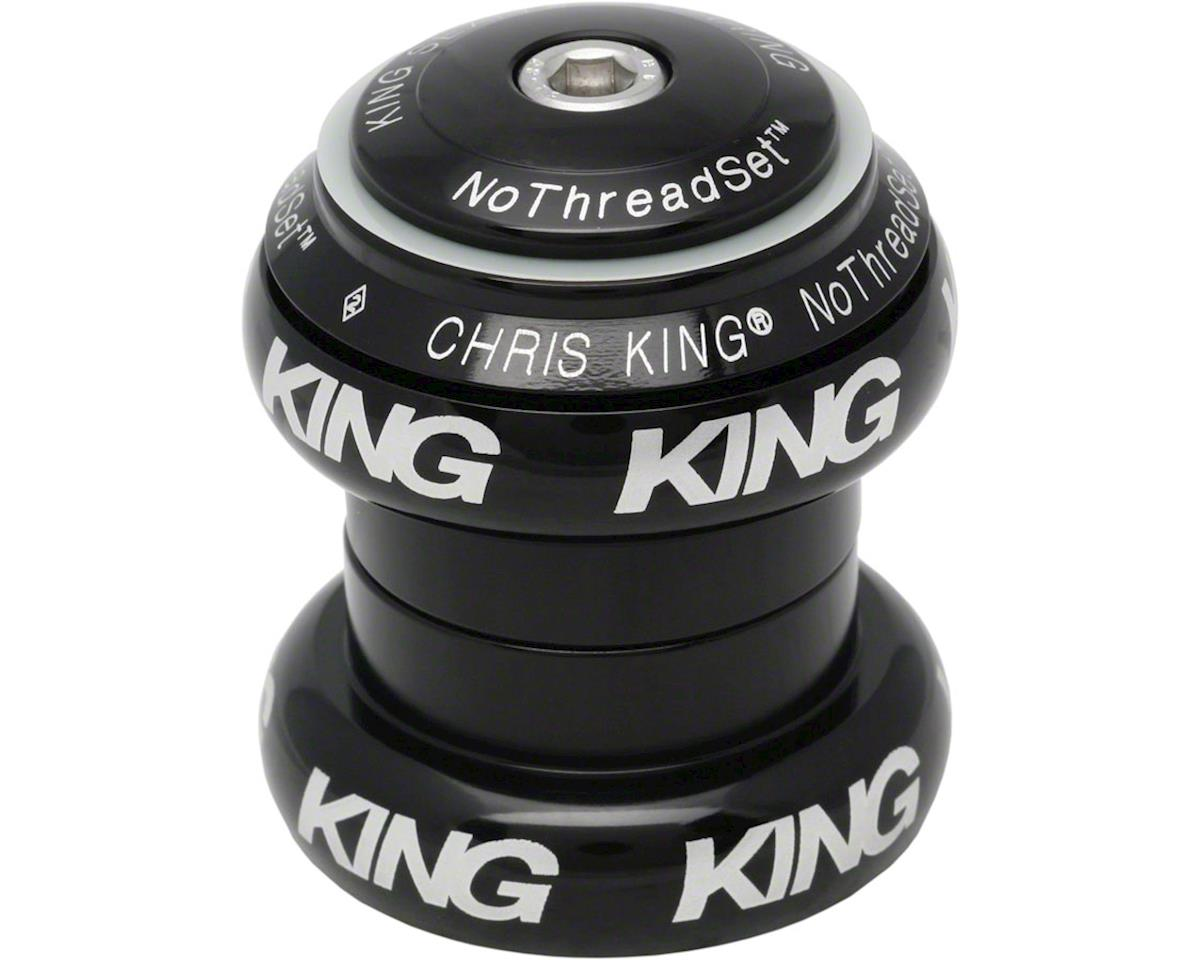 "Chris King NoThreadSet Headset, 1-1/8"" Black Bold"