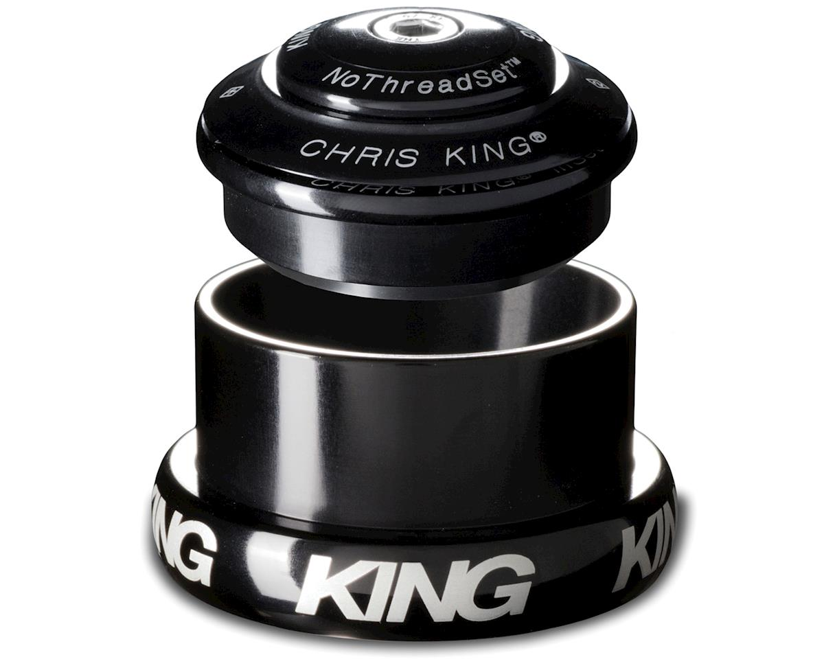 Chris King InSet 3 1.5 inch Tapered NoThreadSet Headset - Red (Black)