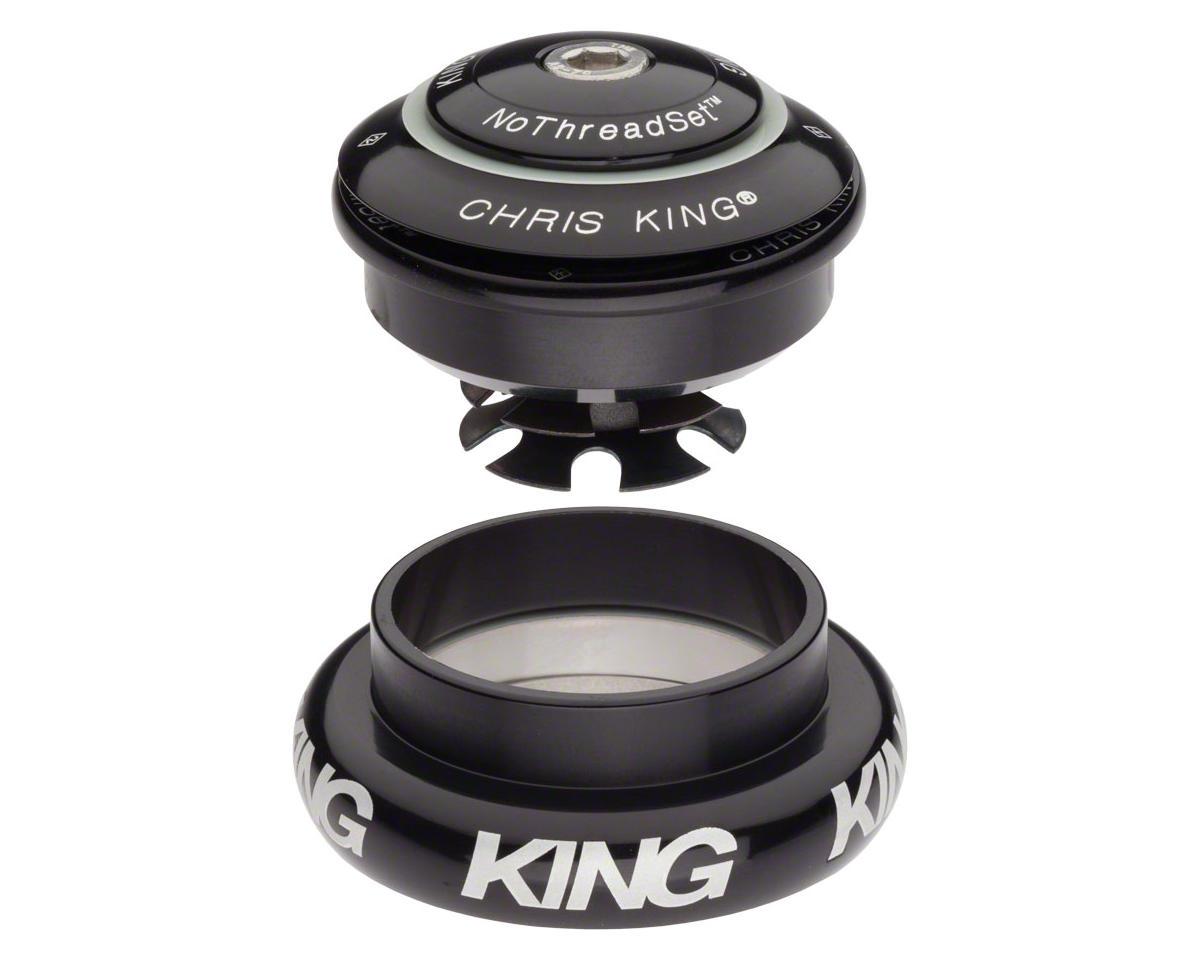 Chris King Inset 7 Headset  Black   1 8 To 1 5 U0026quot    44mm