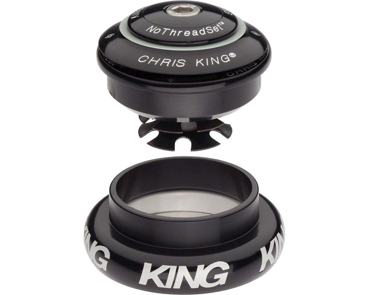"Chris King InSet 7 Headset (Black) (1-1/8"" to 1.5"") (44mm)"