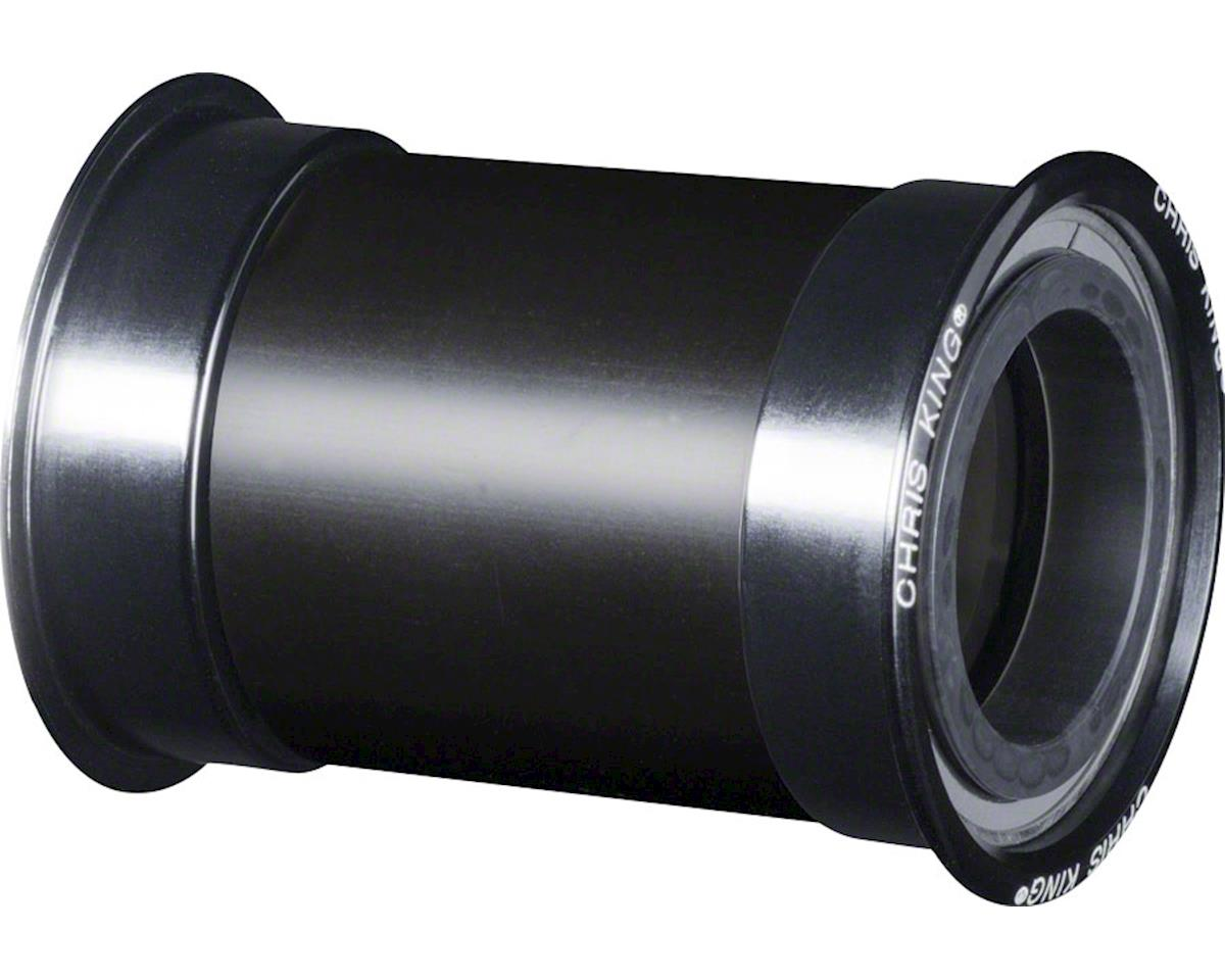 Chris King Press Fit 30 Bottom Bracket, PF30 Black