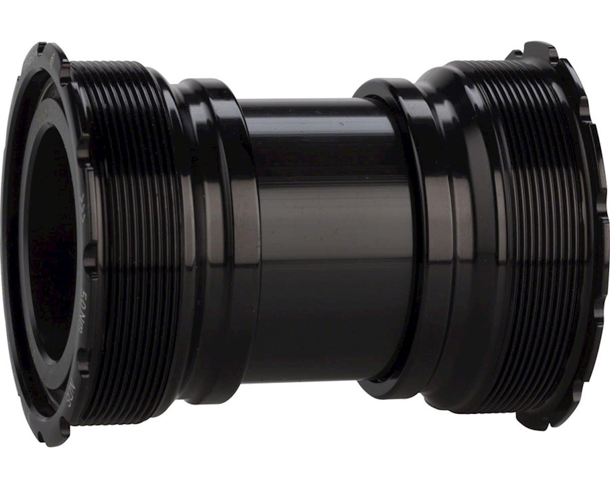 Chris King Ceramic T47-30I 30mm Bottom Bracket, Black