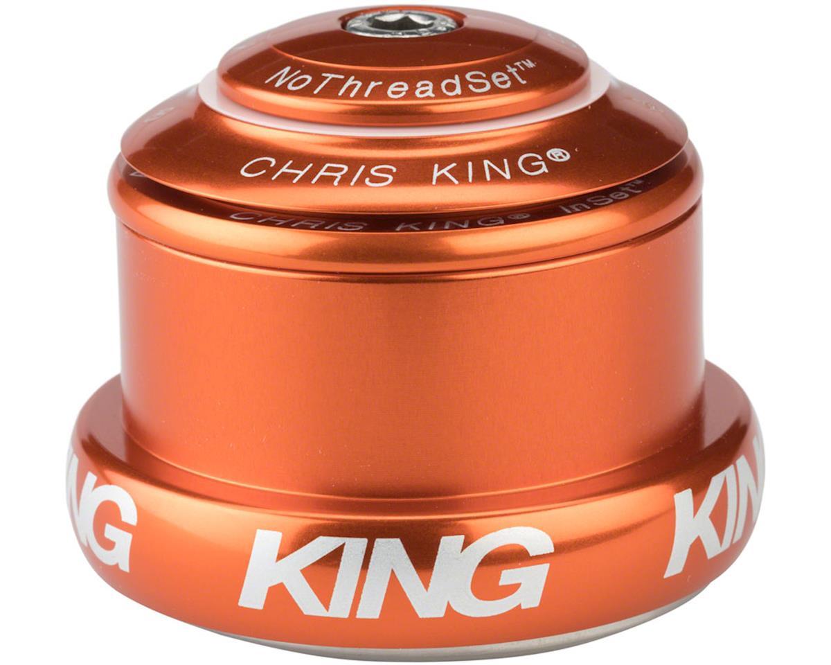 "Chris King InSet 3 Headset, 1 1/8-1.5"" 44/49mm Mango"