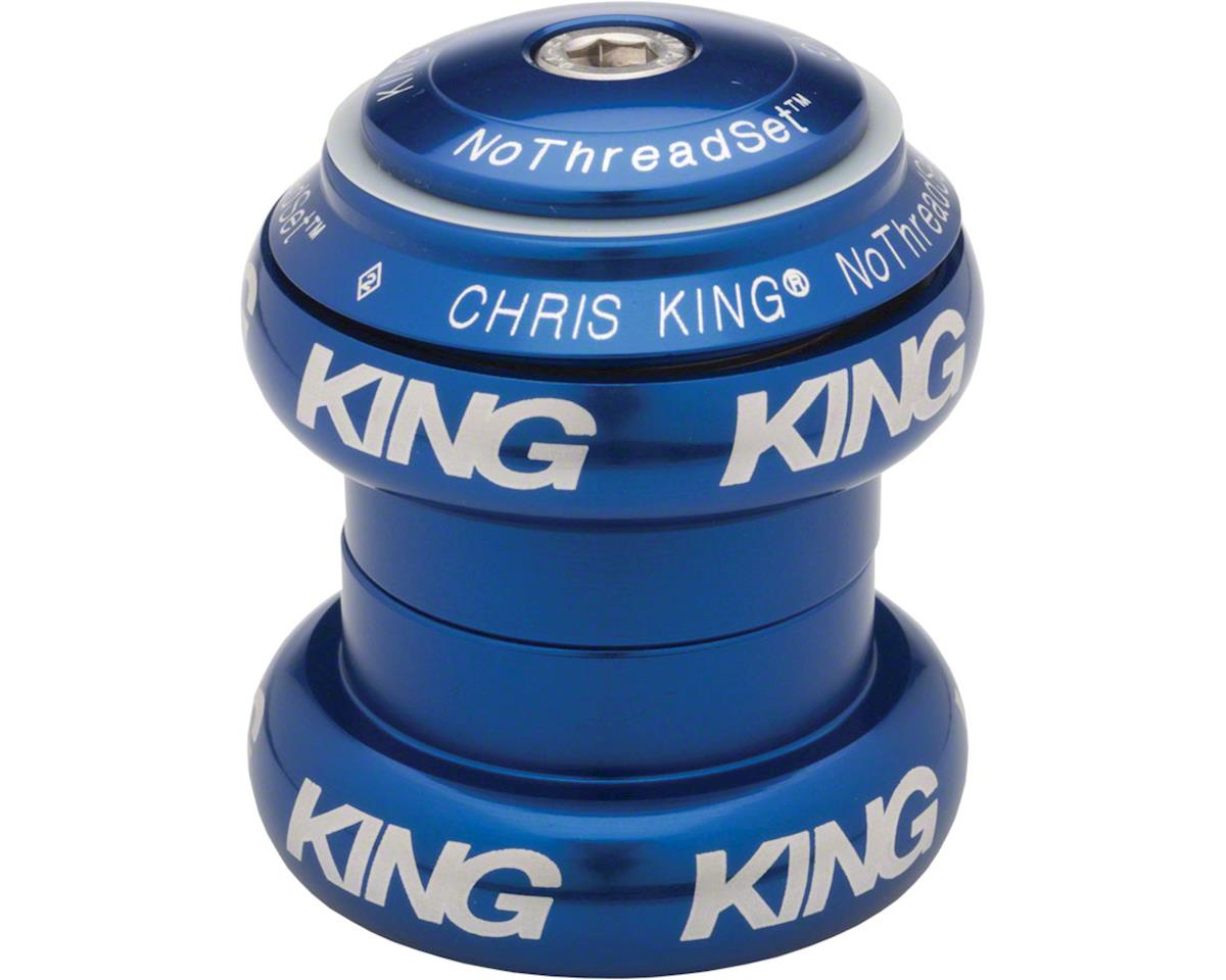 "Chris King NoThreadSet Headset (Navy Bold) (1-1/8"")"