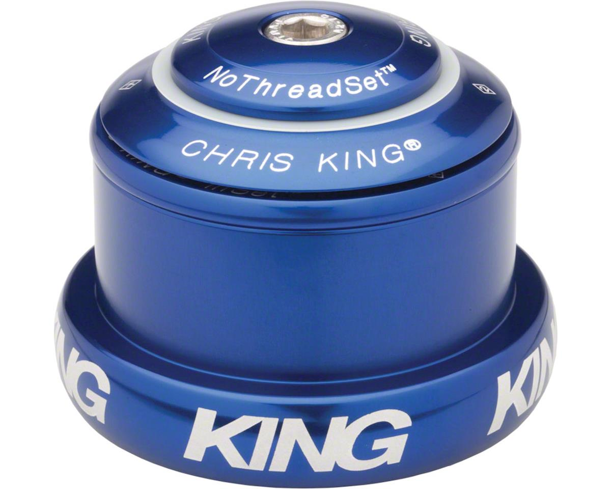 """Chris King InSet 3 Headset (Navy) (1 1/8 to 1.5"""") (44/49mm)"""