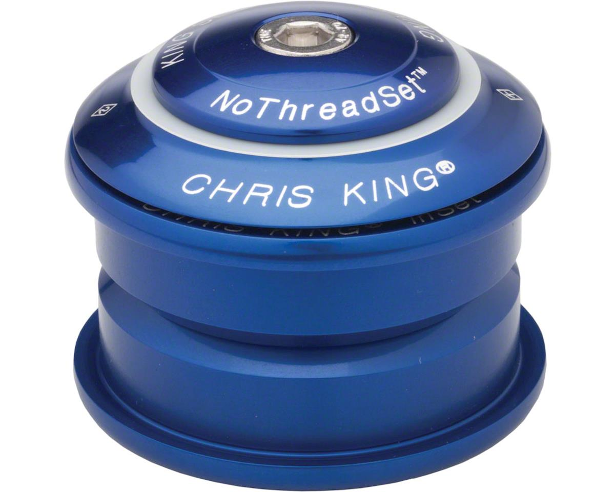 "Chris King InSet 1 Headset (Navy) (1-1/8"") (44mm)"