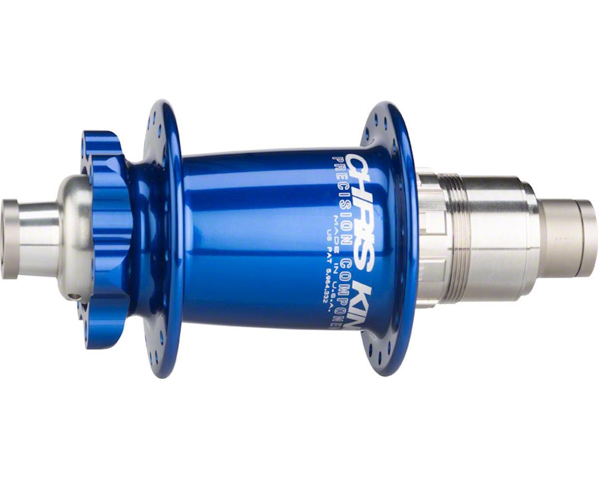 ISO XD Rear Disc Hub, 142mm x 12mm 32 Hole Navy