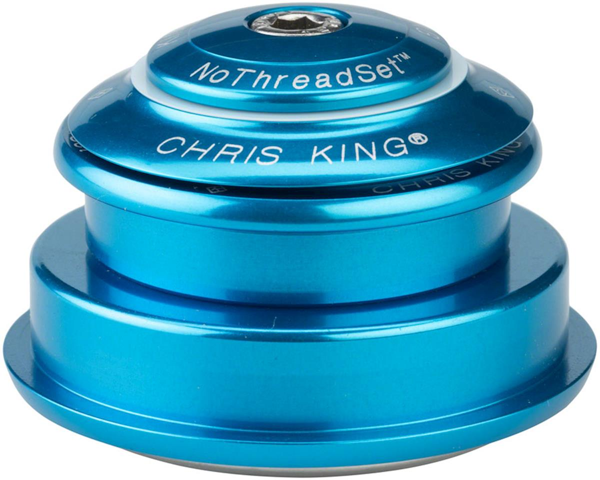 "Chris King InSet 2 Headset, 1 1/8-1.5"" 44/56mm Turquoise"