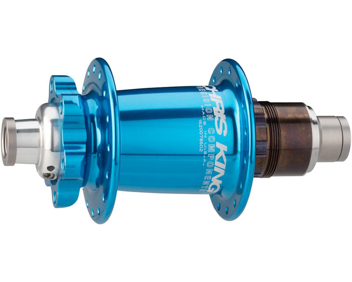 Chris King ISO XD Rear Disc Hub, 148 x 12mm, 32 Hole Turquoise