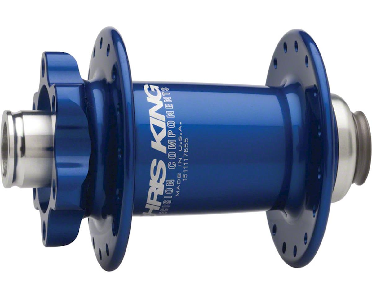 ISO 15mm SD Front Disc Hub, 32 Hole Navy