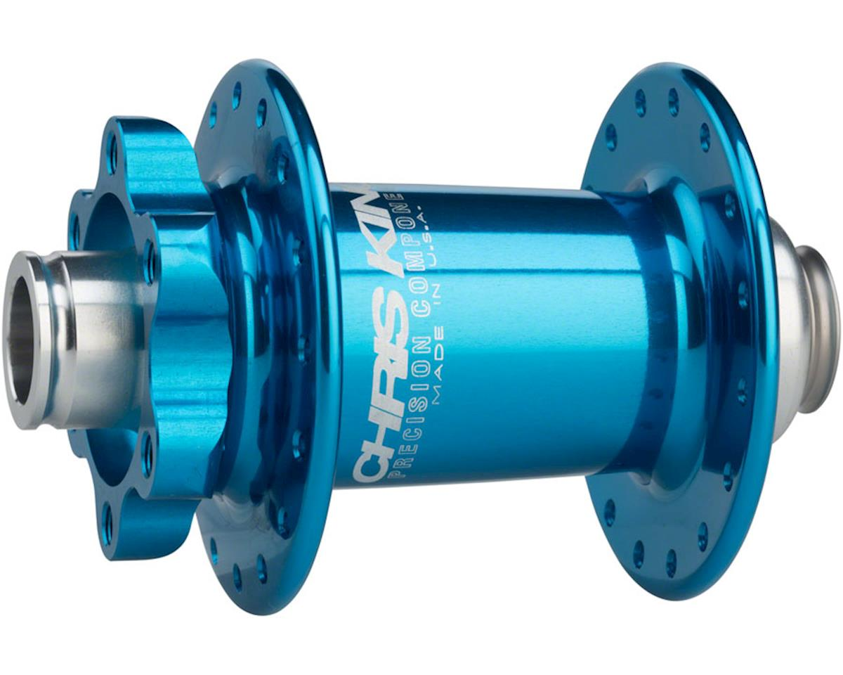 ISO 15mm SD Front Disc Hub, 32 Hole Turquoise