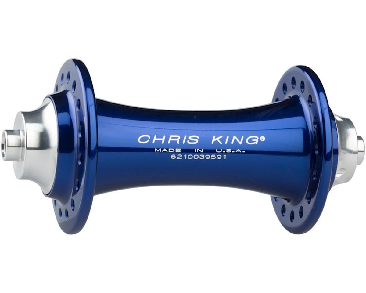 R45 QR Front Hub, 32 Hole Navy