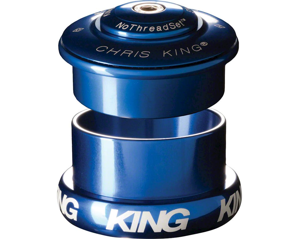 "Chris King InSet 5 Headset, 1-1/8-1.5"" 49mm Navy"