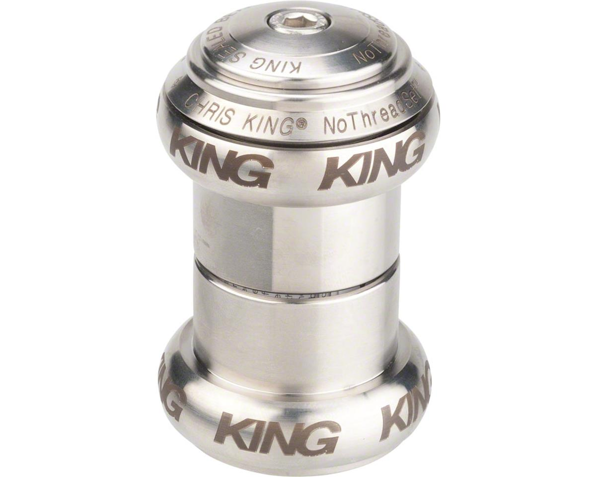 "Chris King SteelSet Headset, 1-1/8"" Silver"