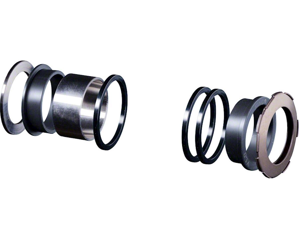 Chris King ThreadFit 24 Bottom Bracket Conversion Kit #11, Stepped Mtn, 68mm