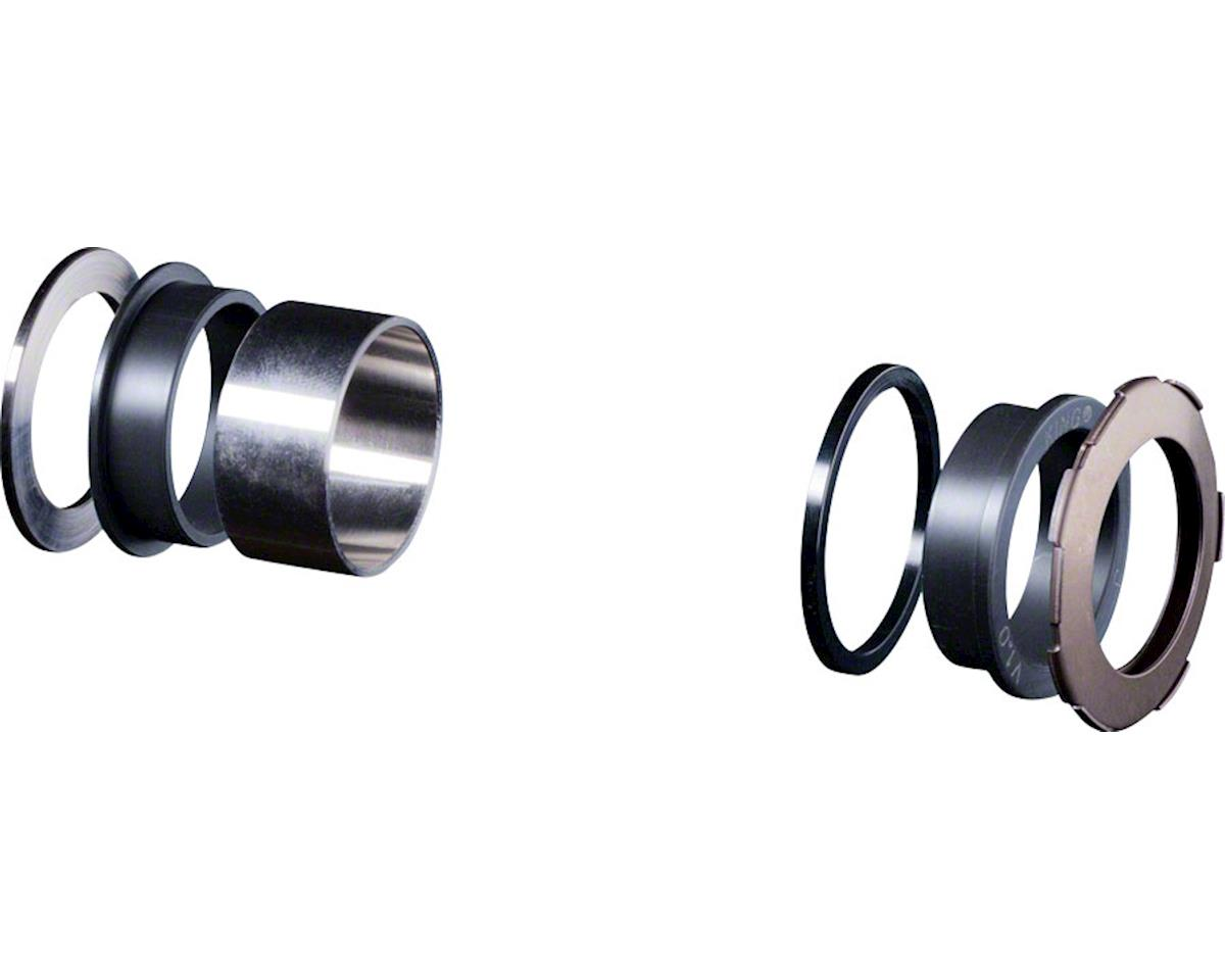 Chris King ThreadFit 24 Bottom Bracket Conversion Kit #13, Stepped Mtn, 73mm