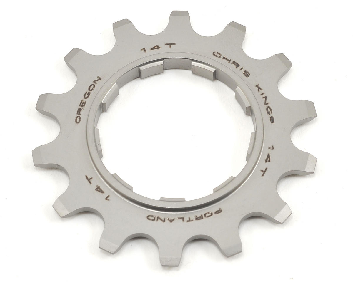 Chris King Stainless Single Speed Cog