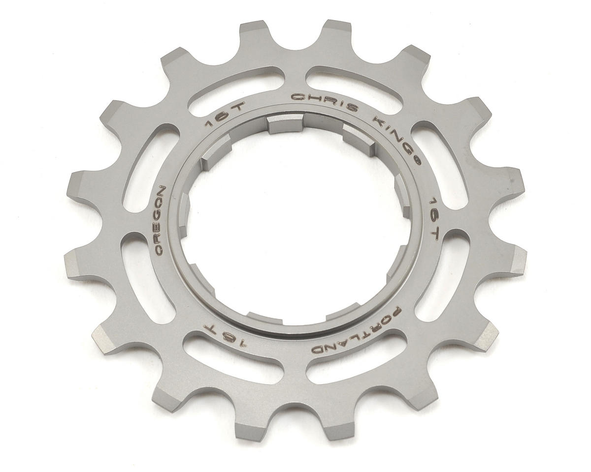 Chris King Stainless Single Speed Cog (16T)