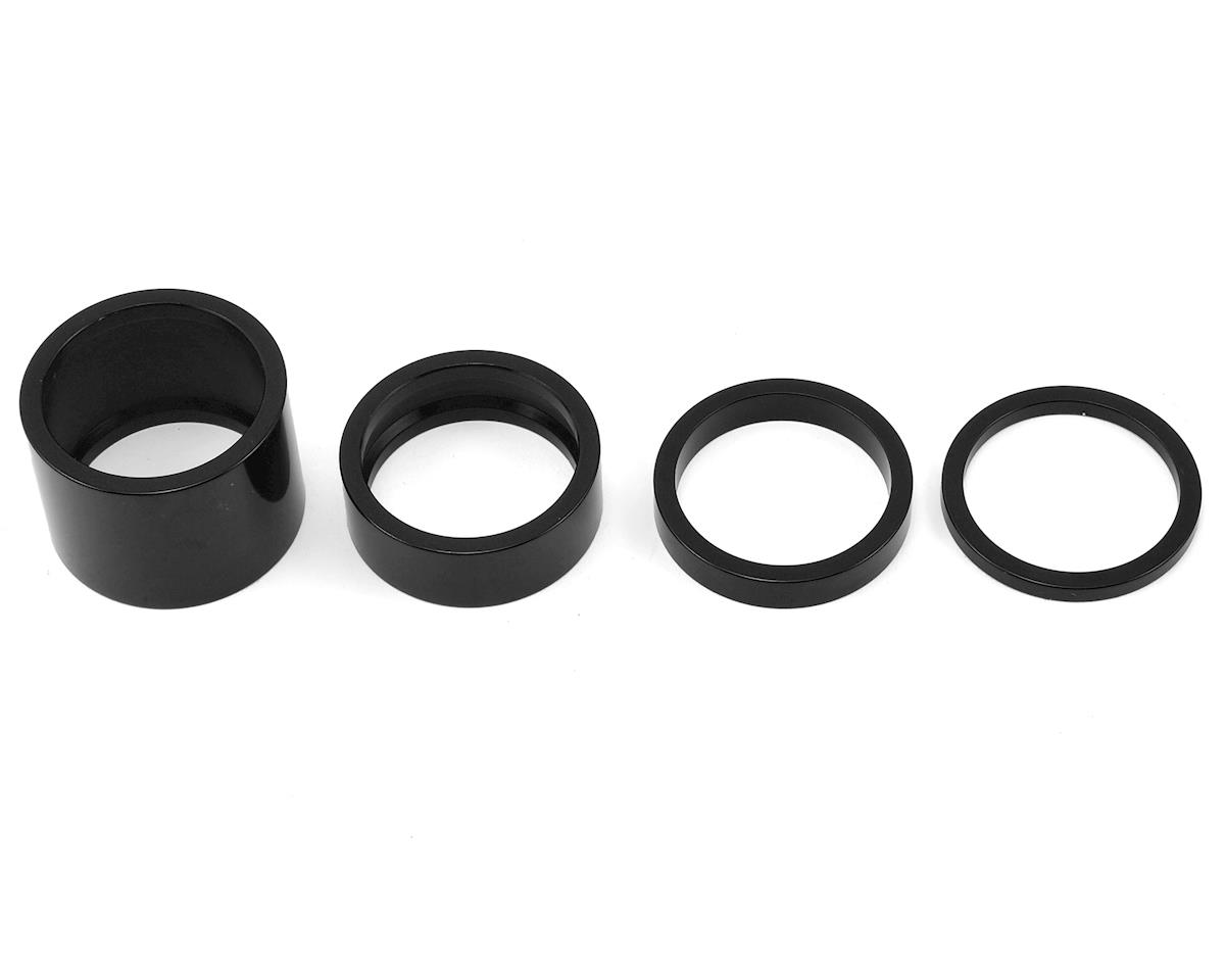 Chris King Headset Spacer Kit (Black) | relatedproducts
