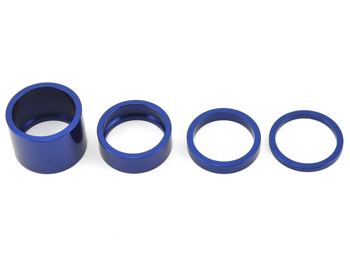 Chris King Headset Spacer Kit (Navy)