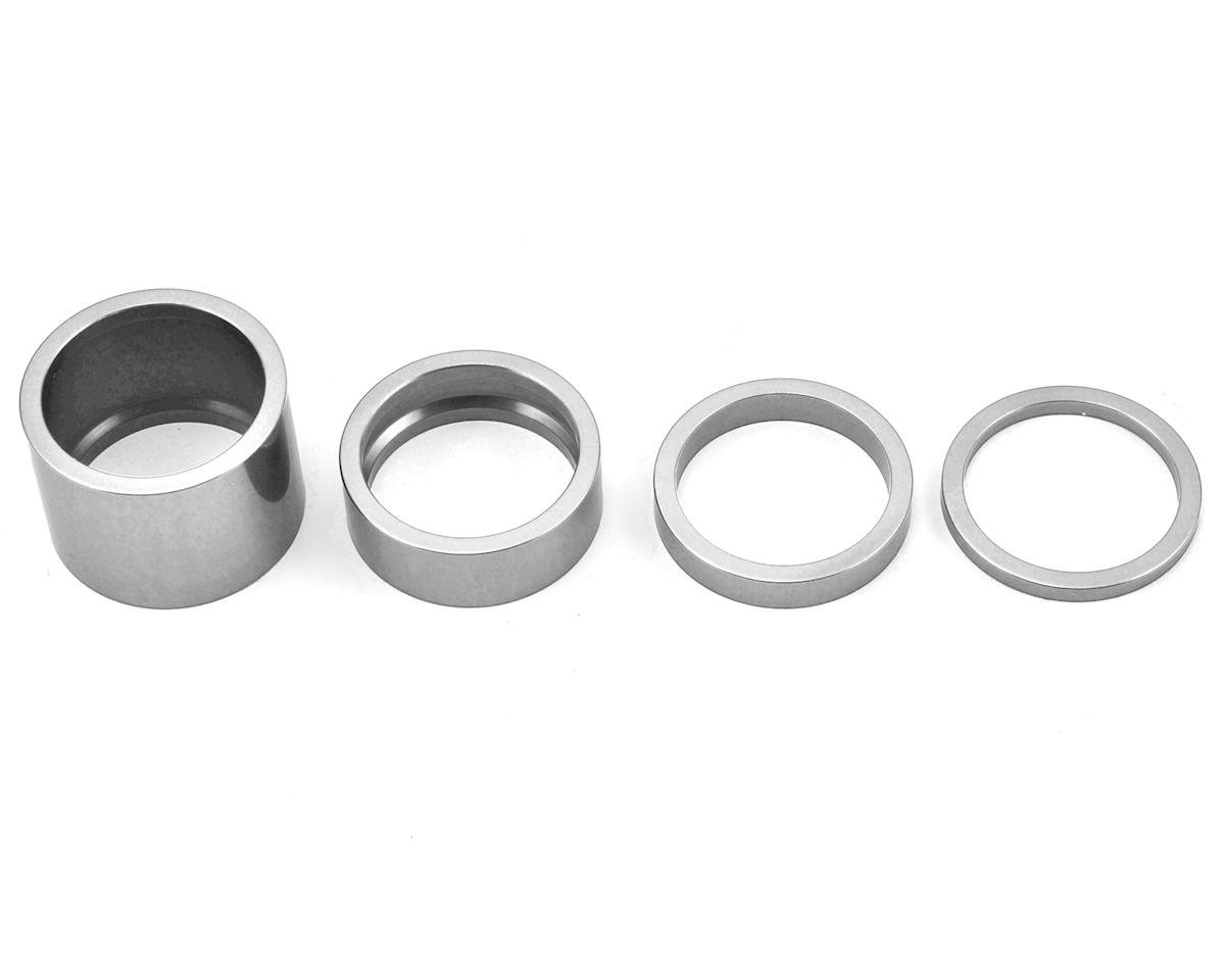 Chris King Headset Spacer Kit (Silver)
