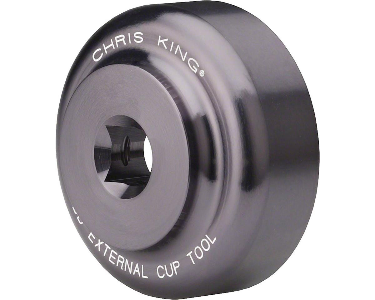 Chris King Bottom Bracket 24mm External Cup Installation Tool
