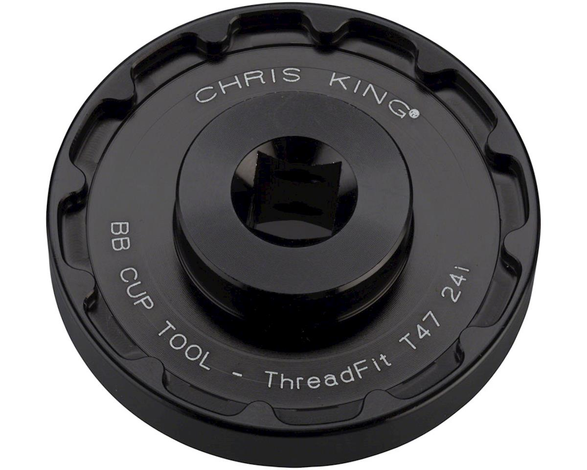 Chris King Bottom Bracket Cup Installation Tool, T47-30i