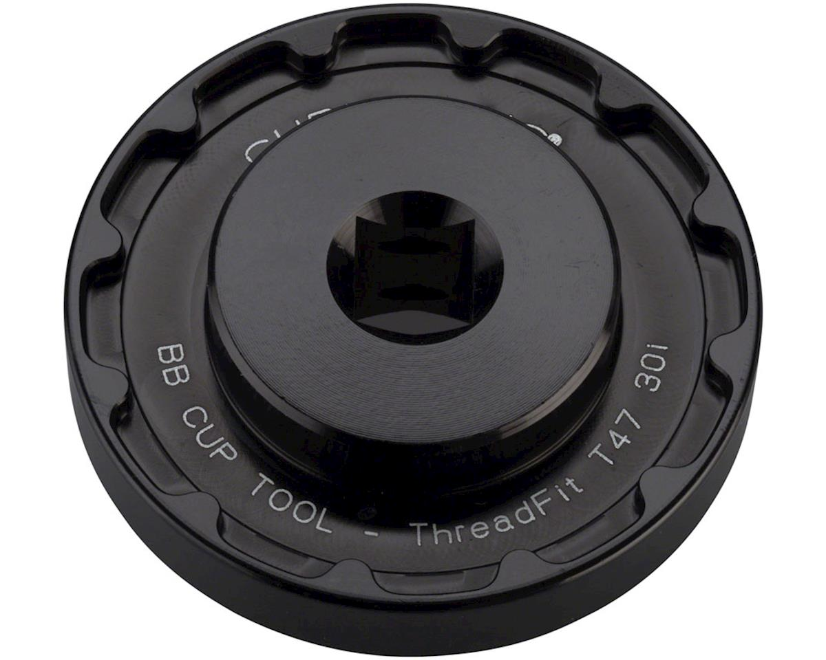 Chris King Bottom Bracket Cup Installation Tool, T47-30i