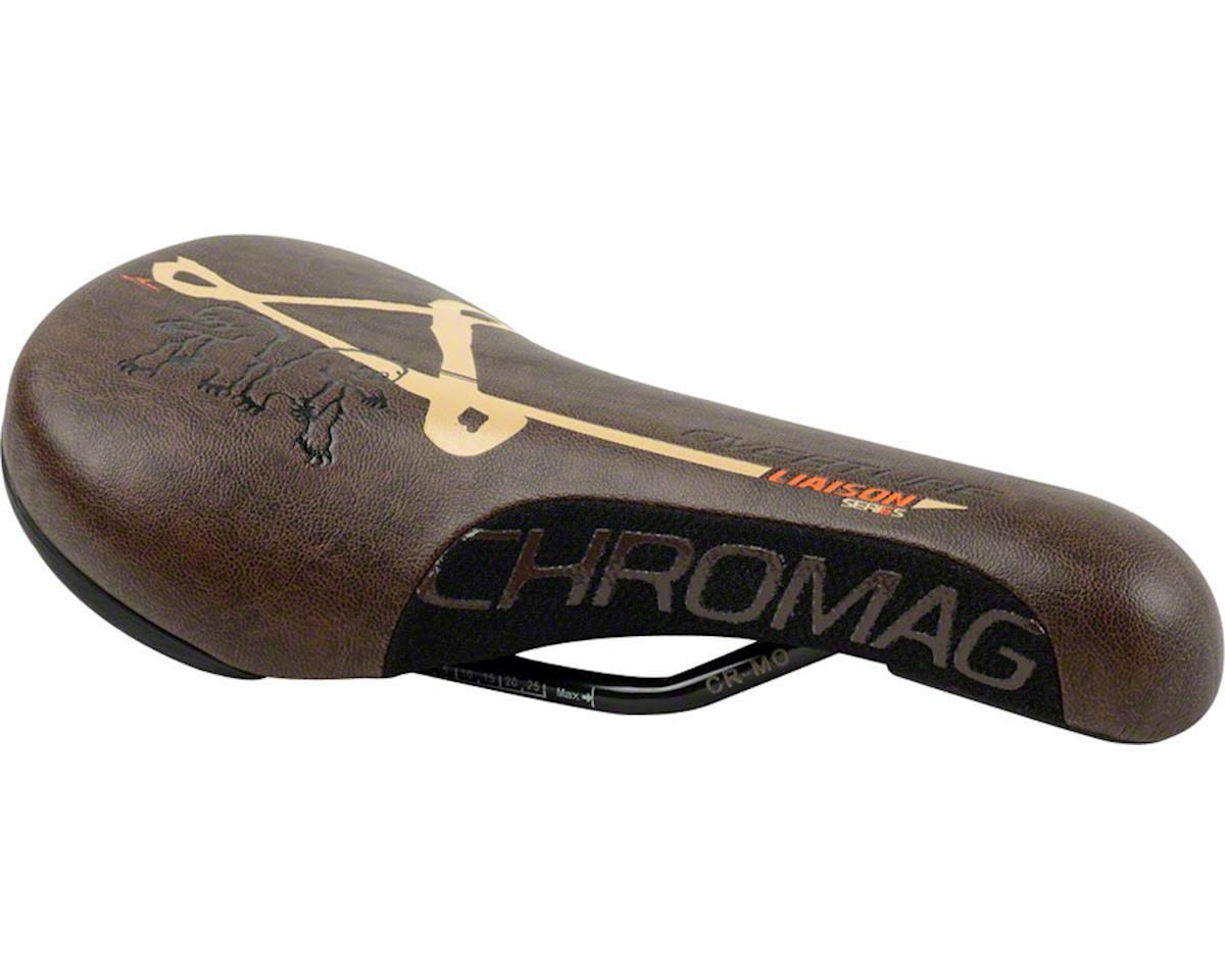 Chromag Overture Brandon Semenuk Pro Saddle (Rawhide)