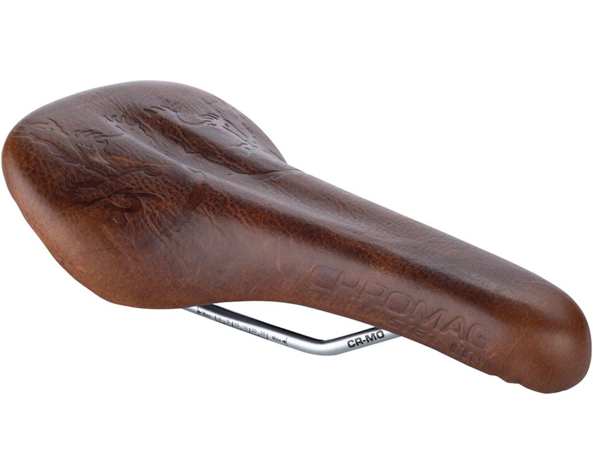 Chromag Trailmaster LTD Saddle (Chocolate/Oak)