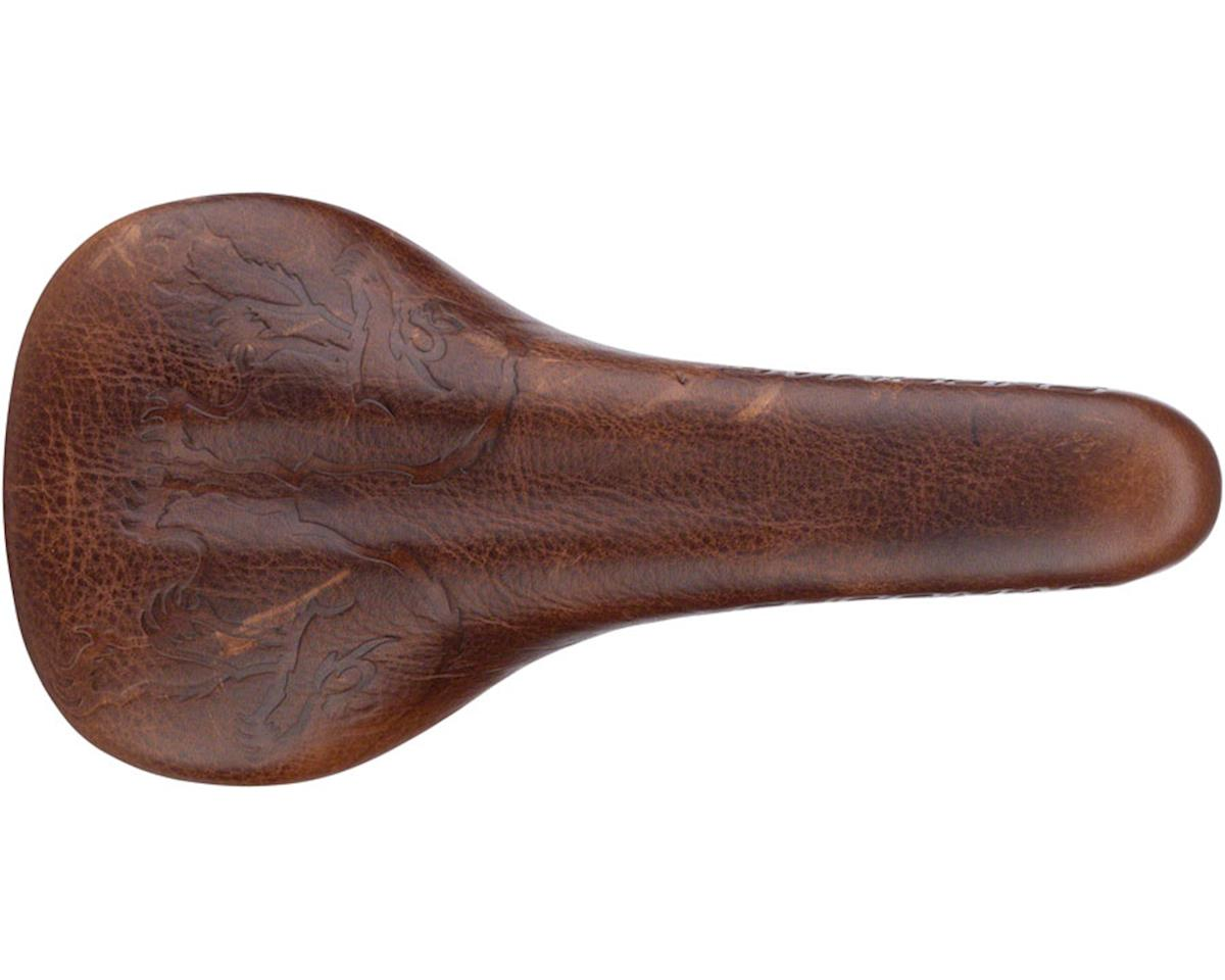 Chromag Trailmaster LTD Saddle (Chocolate/Oak)