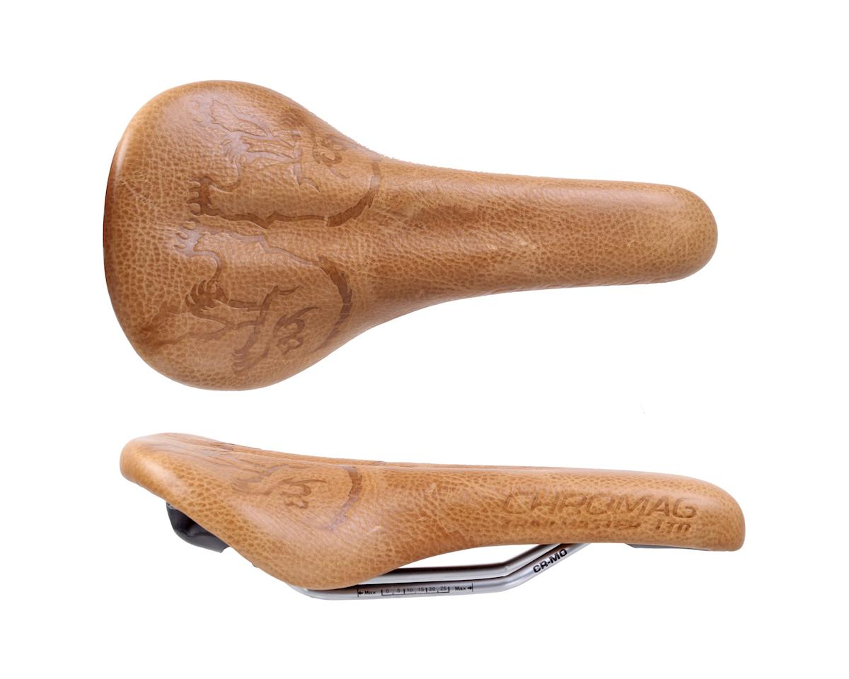 Chromag Trailmaster LTD Saddle (Oak/Full Grain)